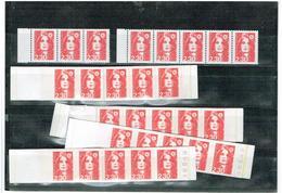 50 TIMBRES 2.30 FF.NEUFS DU CARNET  POUR LAVER ET AFFRANCHISSEMENT - Carnets