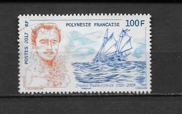LOTE 1822  ///  POLINESIA FRANCESA 2017 - French Polynesia