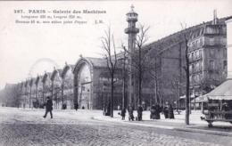 75 - PARIS 07 - Galerie Des Machines ( Expo Universelle De 1889 ) - District 07
