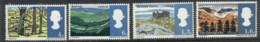 GB 1966 Landscapes Phosphor MUH - 1952-.... (Elizabeth II)
