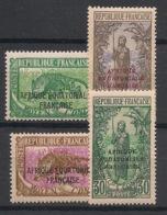 Congo - 1926-28 - N°Yv. 94 - 95 - 96 - 97 - 4 Valeurs - Neuf Luxe ** / MNH / Postfrisch - French Congo (1891-1960)