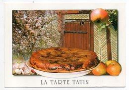 Recette  ---2006--- Tarte TATIN   (pommes )  --timbre --cachet  CHABRIS -36 - Recettes (cuisine)