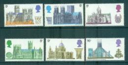 GB 1969 British Cathederals MUH Lot66884 - 1952-.... (Elizabeth II)