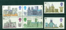 GB 1969 Cathederals FU Lot19141 - 1952-.... (Elizabeth II)