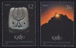 Macedonia 2007 Megalithic Observatory Kokino, MNH (**) Michel 415-416 - Mazedonien