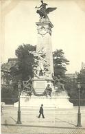 PARIS 20  -  Monument De Gambetta                        -- C L C (?) 28 - Arrondissement: 20