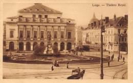 LIEGE - Théâtre Royal - Liege