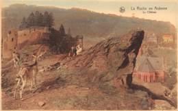LA ROCHE En ARDENNE - Le Château - La-Roche-en-Ardenne