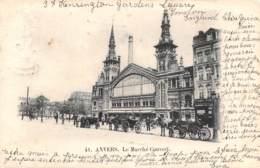 ANVERS - Le Marché Couvert - Antwerpen
