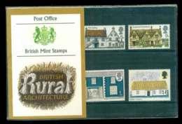 GB 1970 Rural Architecture Ottages POP Lot51746 - 1952-.... (Elizabeth II)