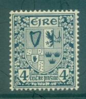 Ireland 1922-23 4d Coat Of Arms MLH Lot78556 - 1922-37 Irish Free State