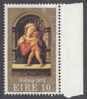 EIRE - IRLANDA - 1975 -  Yvert 337 Nuovo MNH, Con Margine Di Foglio, 10 P. - 1949-... Repubblica D'Irlanda