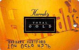 Harrah's Casino Multi-Property - 2e Issue Slot Card - See Scans & Description For Details - Casino Cards