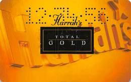 Harrah's Casino Multi-Property - 2e Issue SAMPLE Slot Card - See Scans & Description For Details - Casino Cards