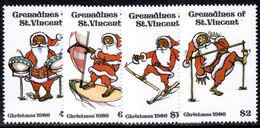 St Vincent Grenadines 1986 Christmas Unmounted Mint. - St.Vincent & Grenadines