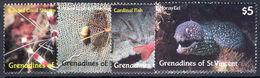 St Vincent Grenadines 1987 Marine Life Unmounted Mint. - St.Vincent & Grenadines