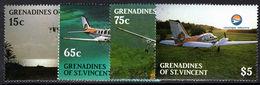 St Vincent Grenadines 1988 Mustique Airways Unmounted Mint. - St.Vincent & Grenadines