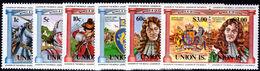 Union Island 1984 British Monarchs Unmounted Mint. - St.Vincent & Grenadines