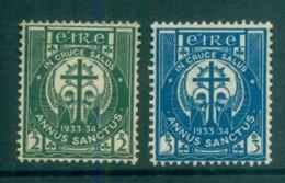 Ireland 1933 Holy Year MLH Lot78601 - 1922-37 Irish Free State