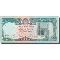 Billet, Afghanistan, 10,000 Afghanis, 1979-1991, KM:63a, NEUF - Afghanistan