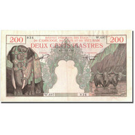 Billet, FRENCH INDO-CHINA, 200 Piastres = 200 Dong, Undated (1953), KM:109, SUP - Indochine
