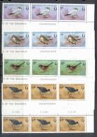 Guernsey 1978 Birds Blk6 MUH - Guernsey
