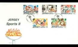 Jersey 1996 Sports FDC Lot51510 - Jersey