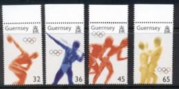 Guernsey 2004 Summer Olympics Atlanta MUH - Guernesey