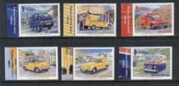 Guernsey 2013 Europa, Postal Vehicles MUH - Guernsey