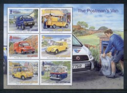 Guernsey 2013 Europa, The Postman's Van MS MUH - Guernsey