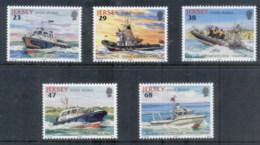 Jersey 2002 Jersey State Vessels, Ships MUH - Jersey