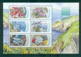 Guernsey 2006 Ramsar Wilflife MS MUH Lot81746 - Guernsey