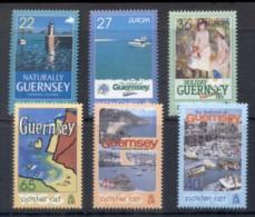 Guernsey 2003 Europa, Poster Art MUH - Guernesey