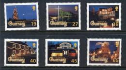 Guernsey 2001 Xmas MUH - Guernesey