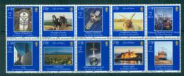 Isle Of Man 2002 Photography Blk 10 MUH Lot66413 - Isle Of Man