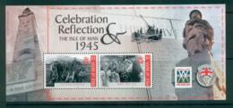 Isle Of Man 2005 Victory In WWII MS MUH Lot66435 - Isle Of Man