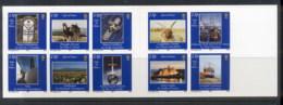 Isle Of Man 2002 Photographs Of Local Scenes P&S 23p Booklet MUH - Isle Of Man