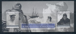 Isle Of Man 2016 In The Footsteps Of Shackleton MS MUH - Isle Of Man