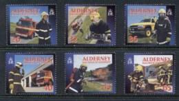 Alderney 2004 Fire Services - Alderney