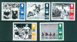 Isle Of Man 2004 Athens Olympics MUH Lot66461 - Isle Of Man