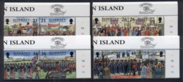 Alderney 2000 Garrison Island MUH - Alderney