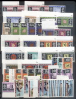Guernsey 1971 QEII Pictorials, Views, Assorted Oddments MUH - Guernsey