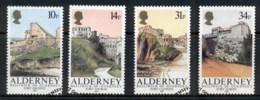 Alderney 1986 Forts FU - Alderney