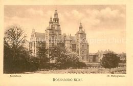 43193618 Kopenhagen Rosenborg Slot Kopenhagen - Danemark