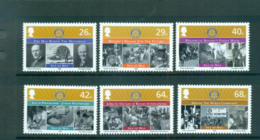 Isle Of Man 2005 Rotary International Cent. MUH Lot66432 - Isle Of Man