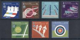 Isle Of Man 2012 Summer Olympics, London MUH - Isle Of Man