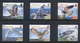 Alderney 2008 Birds, Birds Of Prey FU - Alderney