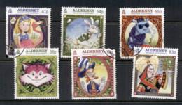 Alderney 2015 Alice In Wonderland FU - Alderney