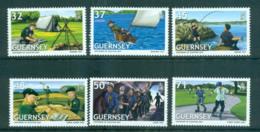 Guernsey 2007 Scouting Centenary MUH Lot66398 - Guernsey