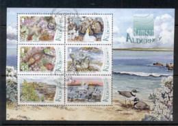 Alderney 2007 Marine Life & Wetlands MS FU - Alderney